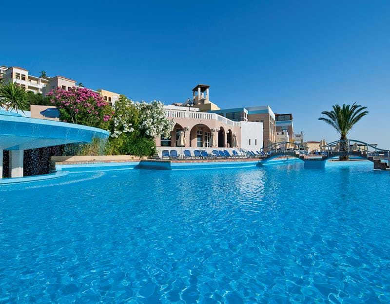 Fodele beach hotel all inclusive hotels crete fodele - Sunny beach pools ...