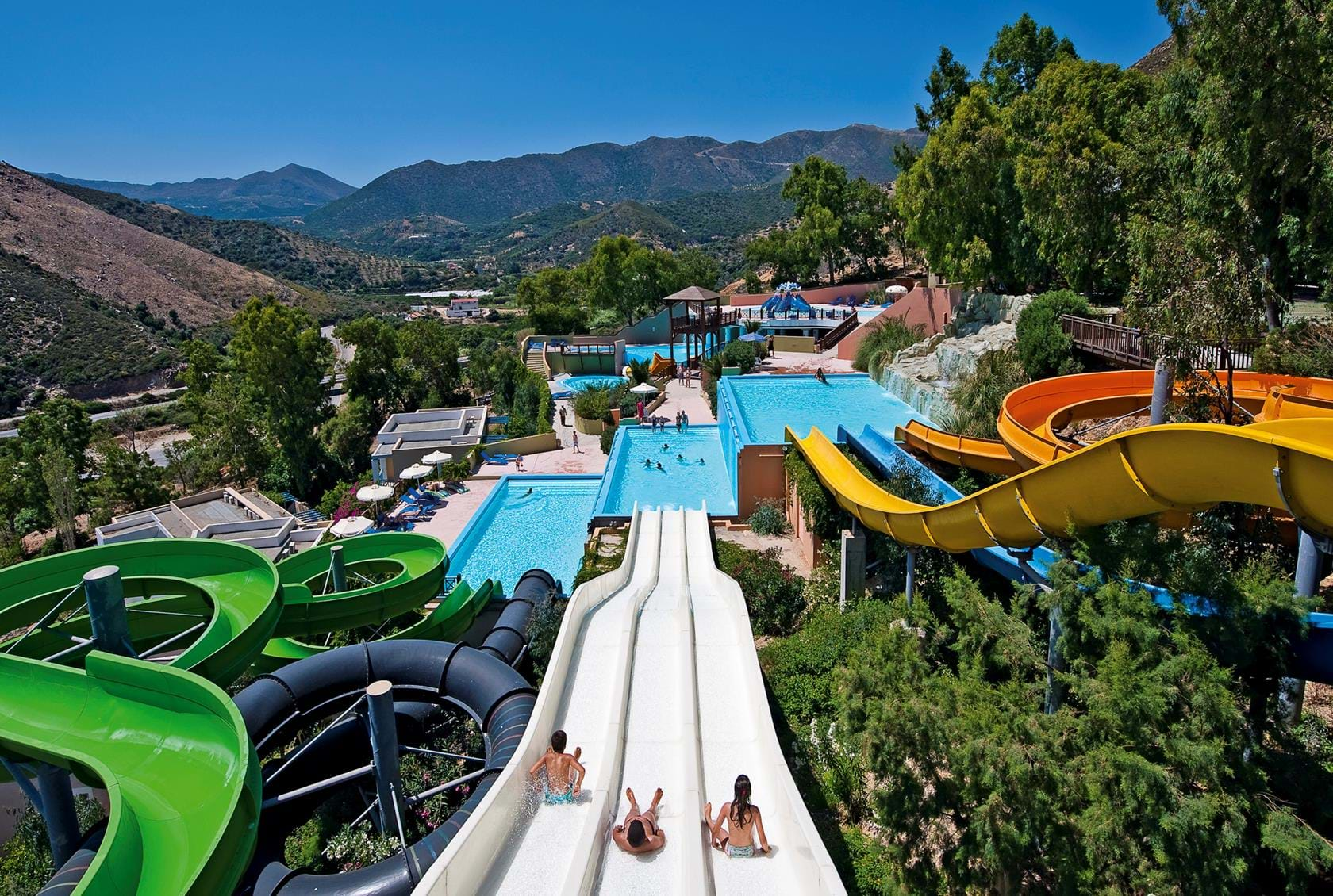 Fodele Beach Water Park Holiday Resort