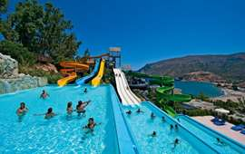 Three Great Reasons to Choose Fodele Beach & Water Park Holiday Resort for Your Family Vacation on Crete