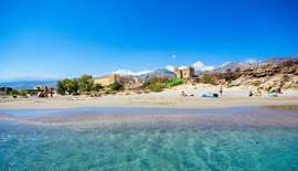 Five Amazing Crete Beaches We're Sure You Never Heard Of