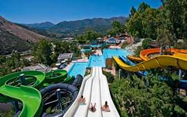 The Ultimate Summer Destination for Splashing Fun: Fodele Beach Hotel Waterpark